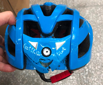 Cyclevision EDGE helmet passes preliminary testing