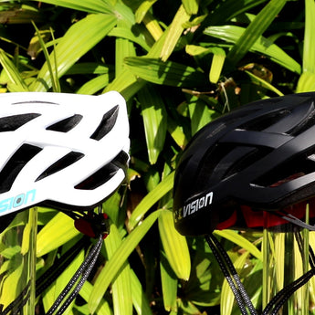 Cyclevisions EDGE bicycle helmet is now in full production