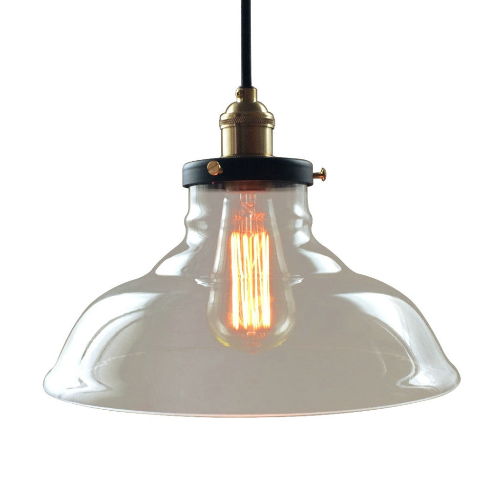 Bell 1 lights large glass kitchen pendant light Pendant lighting for kitchen