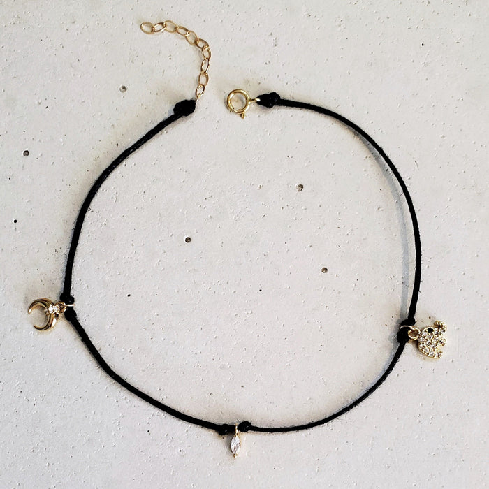 Unity Anklet