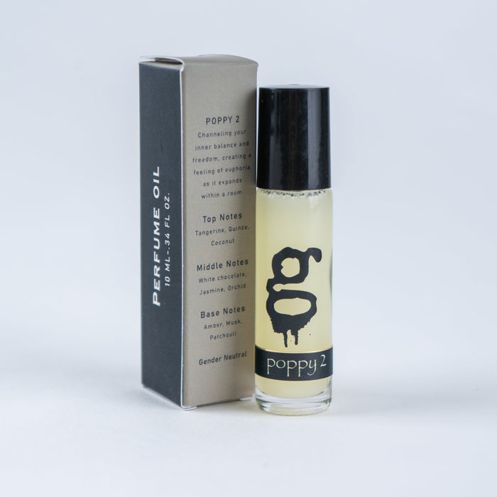 Poppy 2 Perfumed Oil