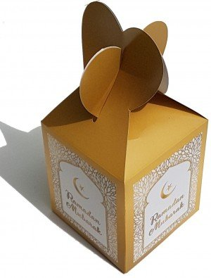 Ramadan Mubarak Party Gift Boxes