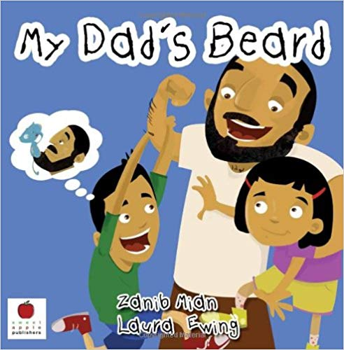 My Dad's Beard - Hard Cover