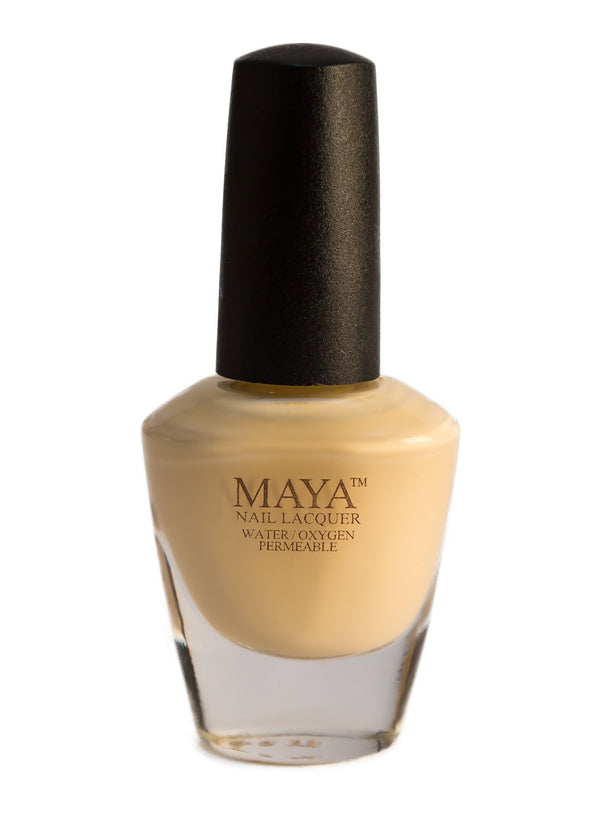 MAYA Wudu Safe Nail Polish - Butter Nut