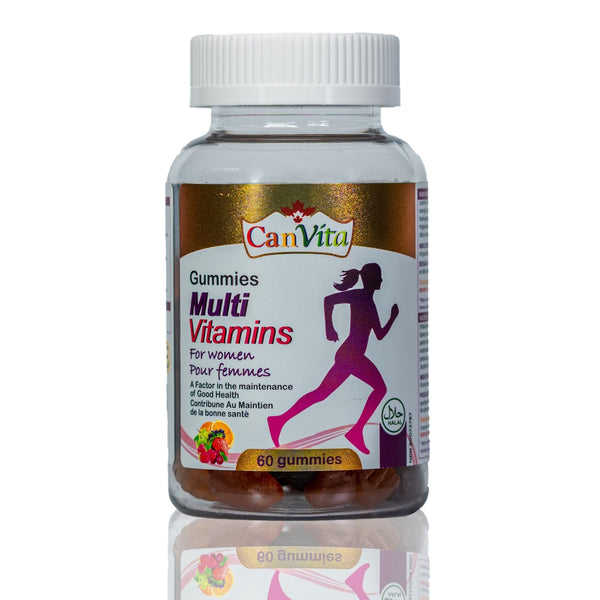 Women's Multivitamin Halal Gummy