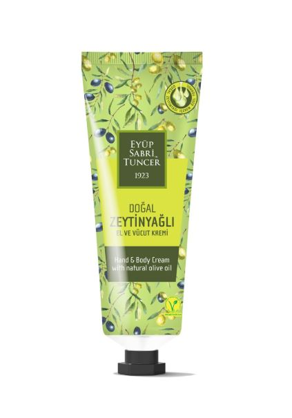 Dogal Olive Oil Hand & Body Cream 60 ml