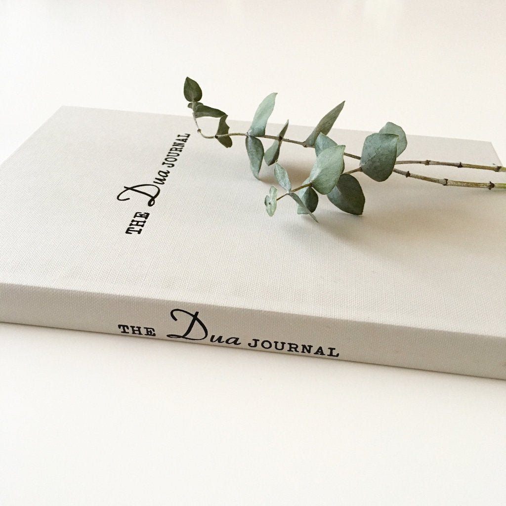 The Dua Journal - Original Beige