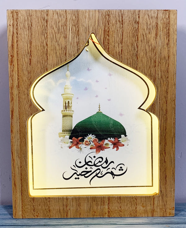 LED Hanging Frame - Mosque