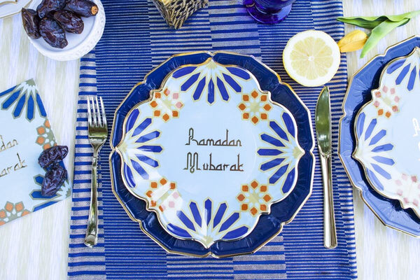 Ramadan & Eid - Marrakesh Ramadan Lunch Plates