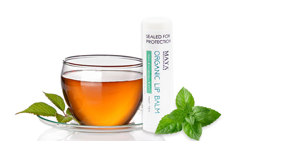 Maya Mint Tea Lip Balm