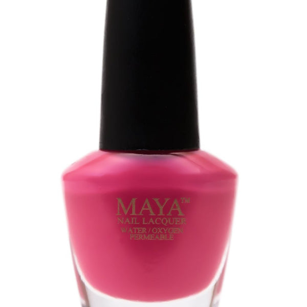 Pepto Pink-Halal breathable vegan nail polish