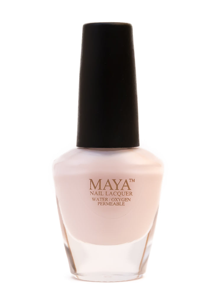 MAYA Wudu Safe Nail Polish - Seashell