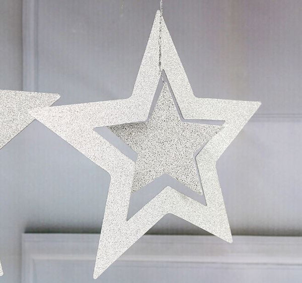 Star Garland Cutout