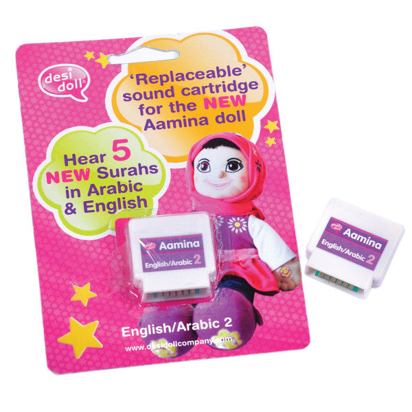 Desi Doll Company - Talking Aamina Expandable Cartridge
