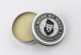 Men's Beard Balm: Bay Leaf (All Natural and Organic)
