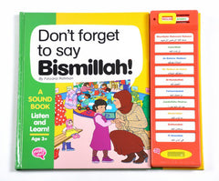 Desi Doll Company - Don't Forget To Say Bismillah!