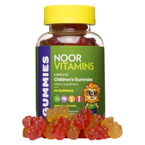 Noor Vitamins Children's Multivitamin Gummy