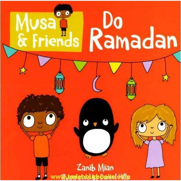 Musa & Friends Do Ramadan