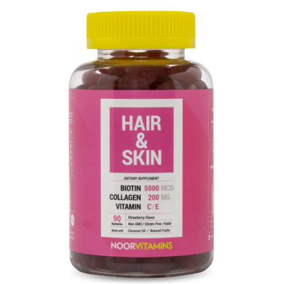 Noor Vitamins Hair And Skin