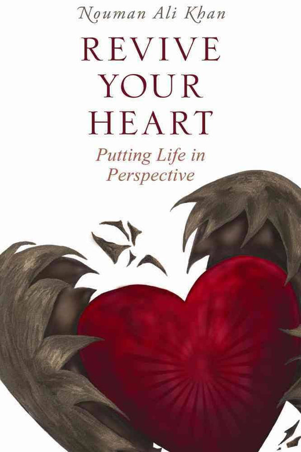 Revive Your Heart Front Cover Nouman Ali Khan