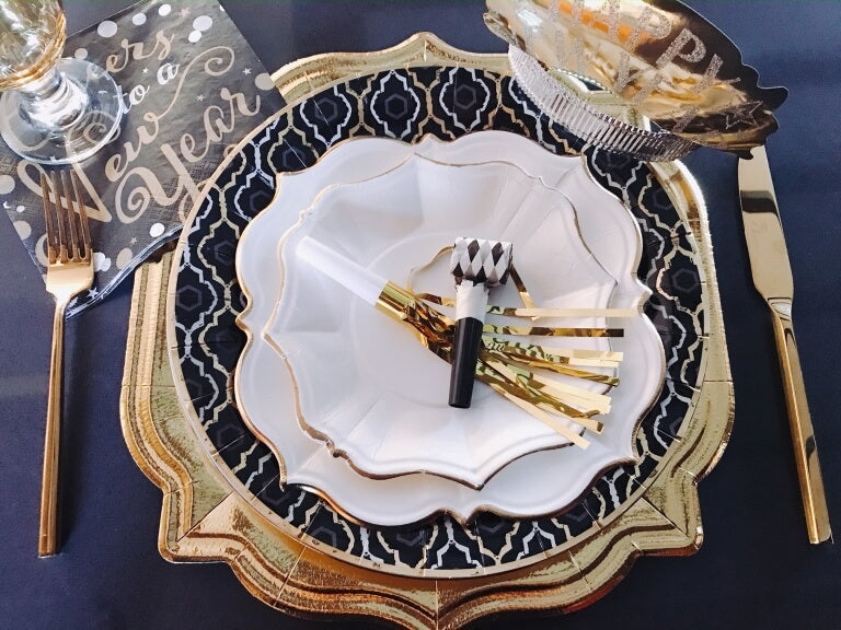 Andalusia Dinner Plates