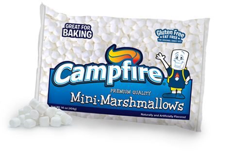 Campfire Marshmallows Mini