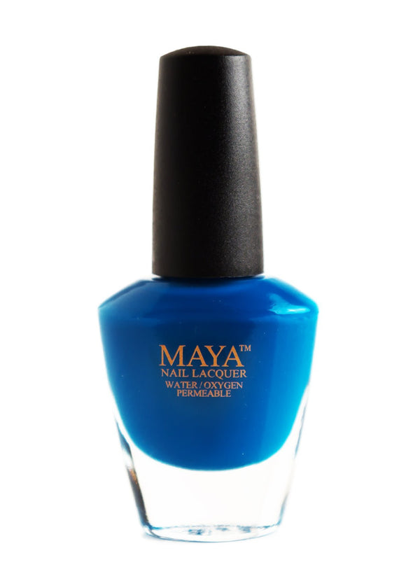 MAYA Wudu Safe Nail Polish - SuperGirl