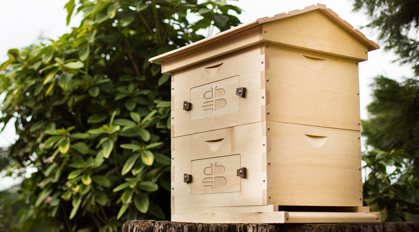 Bee Hives and Beekeeping Supplies For Sale | Bee Built