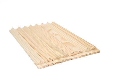 Douglas fir Warre bars