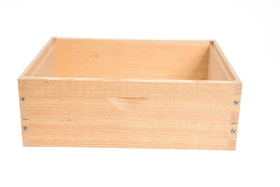 Douglas fir medium box