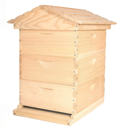 Douglas fir medium hive