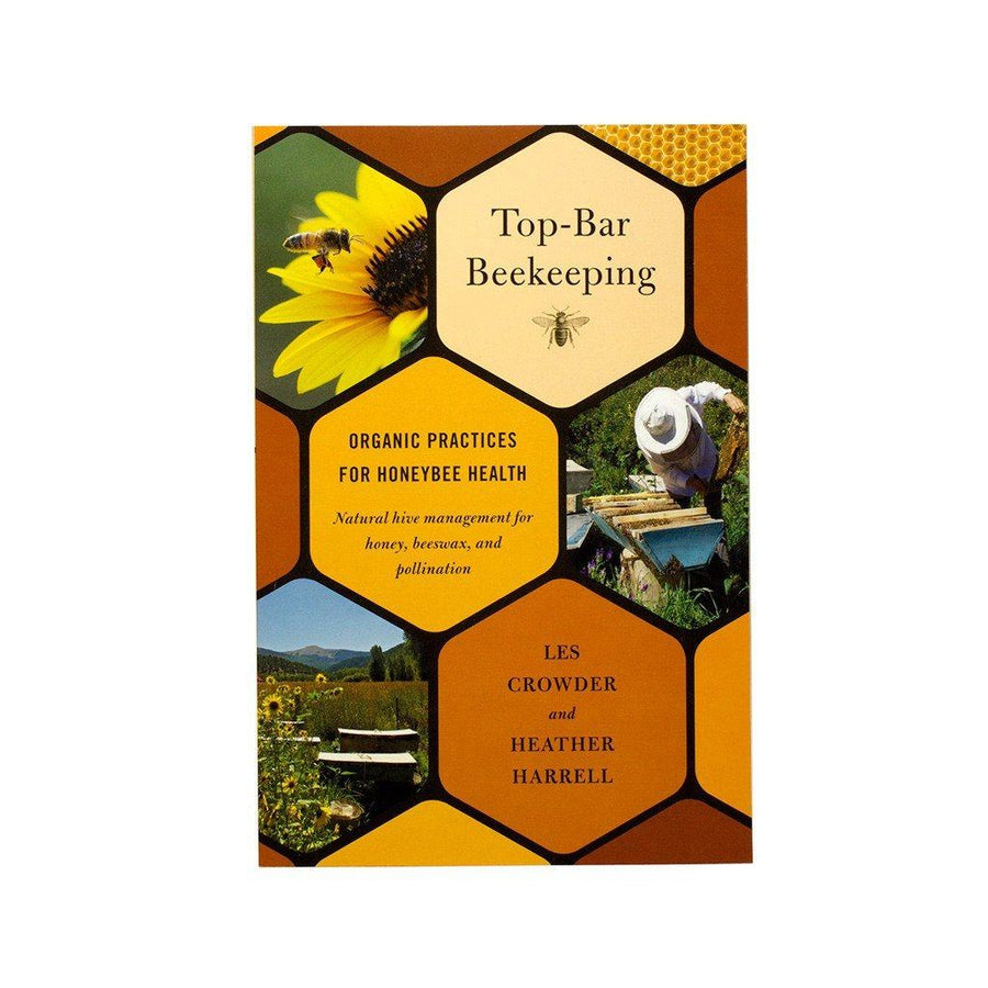 Top Bar Beekeeping Book