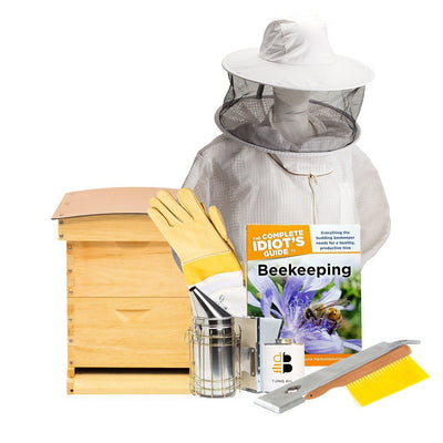 Medium Standard Langstroth Kit for beekeeping