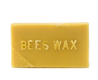 One pound bar of beeswax