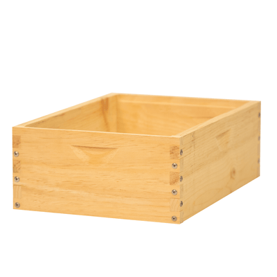 Medium Langstroth beehive box