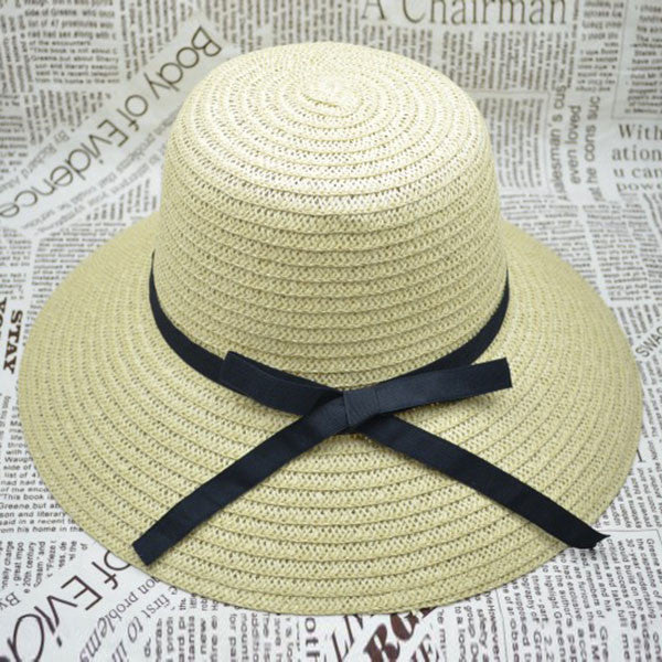Over-sized Straw Hat - Surf Gypsy