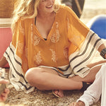 Beach With a Vintage Flare Cover Up - Surf Gypsy