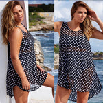 Polka Dot Bikini Cover Up - Surf Gypsy