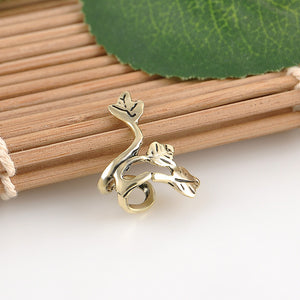 3 Leaves Ear Cuff Wrap - Surf Gypsy