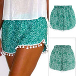 Pom Pom Tassel Casual Summer Shorts Style Short Fashion - Surf Gypsy