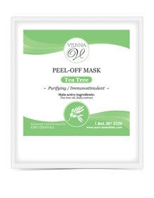 Vienna Peel-Off Mask Tea Tree (Purifying) 30g