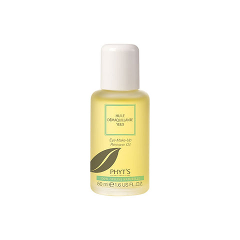 PHYT'S Huile Démaquillante Yeux Eye Make Up Remover - Oil Based 50ml