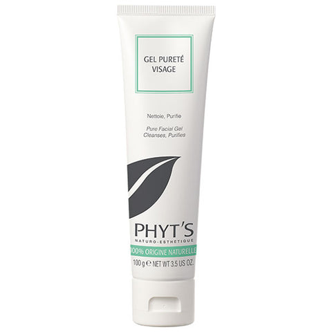PHYT'S Gel Pureté Visage Foaming Gel Cleanser 100g
