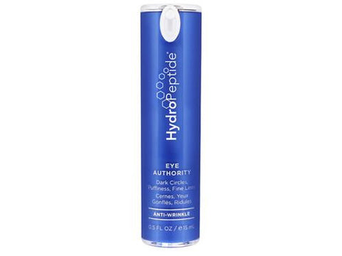 HYDROPEPTIDE Eye Authority Dark Circles Puffiness Fine Lines 15ml