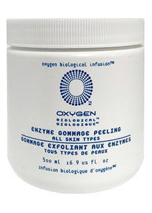 OXYGEN BIOLOGICAL Enzyme Gommage Peeling 500g