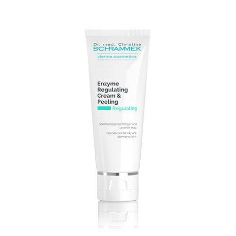 DR SCHRAMMEK Enzyme Regulating Cream & Peeling 75ml