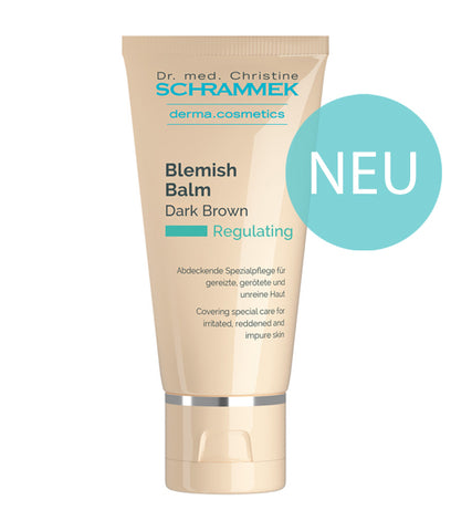 "DR SCHRAMMEK Blemish Balm ""Dark Brown"" 40ml"
