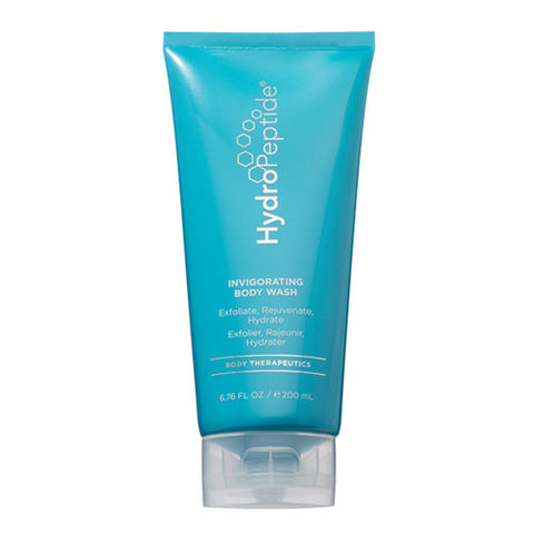 HYDROPEPTIDE Invigorating Body Wash - Exfoliate,Rejuvenate,Hydrate 200ml