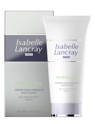 ISABELLE LANCRAY Puraline Detox Balancing Matt Cream 50ml