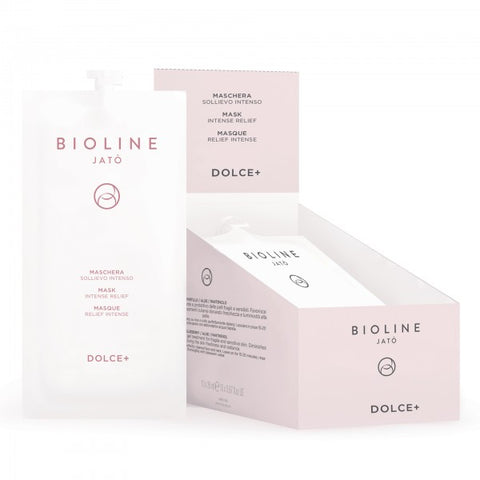 BIOLINE DOLCE Mask Intense Relief 10 x 20ml